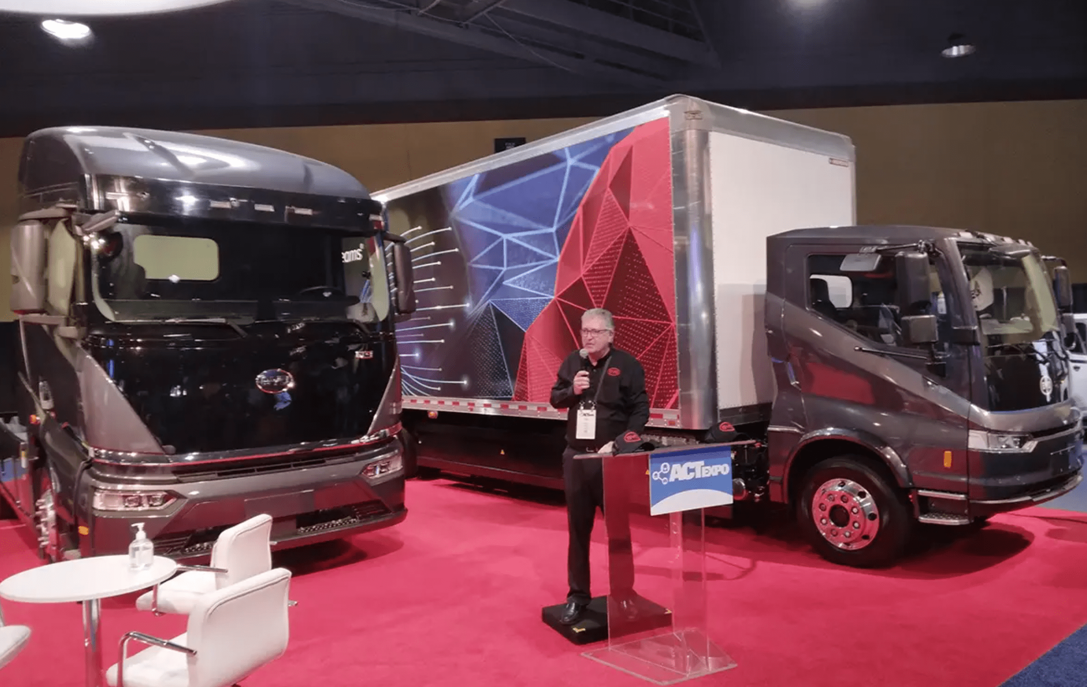 BYD ACT Expo 2021