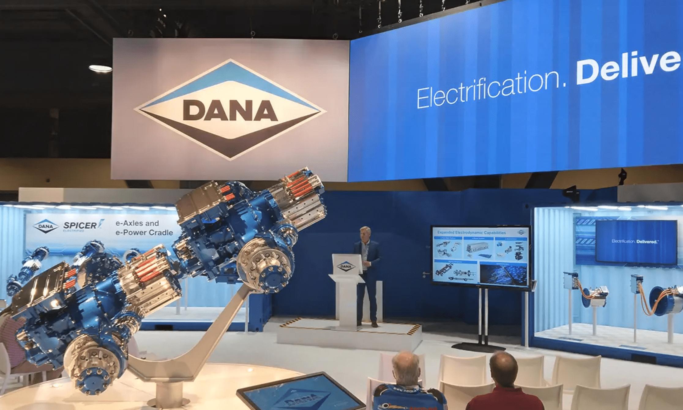 Dana ACT Expo 2021