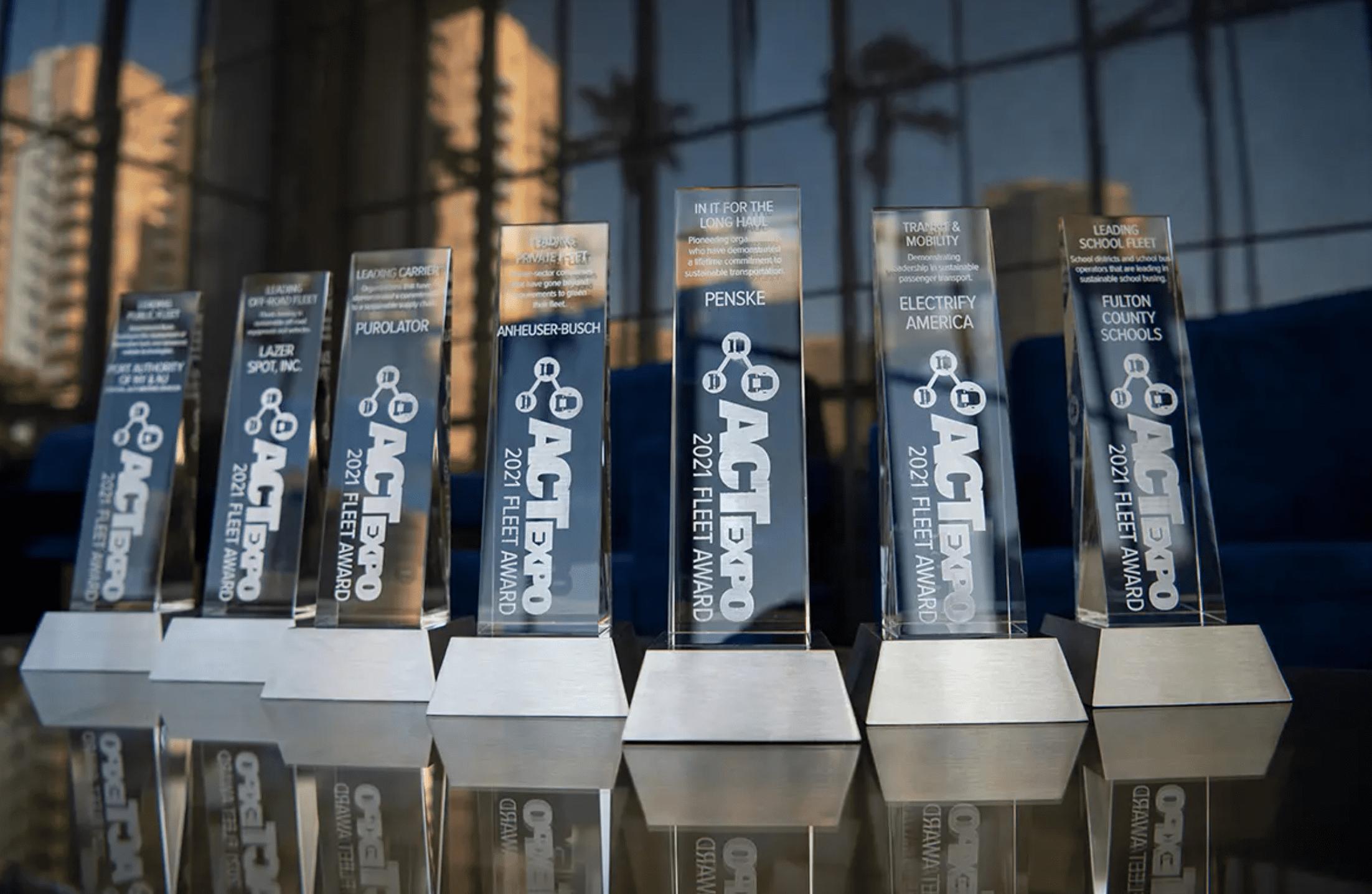 Fleet Awards 2021